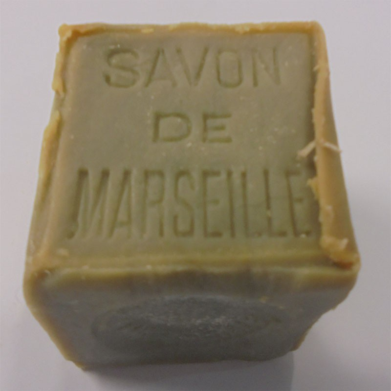 savon de marseille v ritable cube de 400 g vert fabriqu. Black Bedroom Furniture Sets. Home Design Ideas