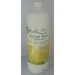 Savon noir traditionnel 1 litre